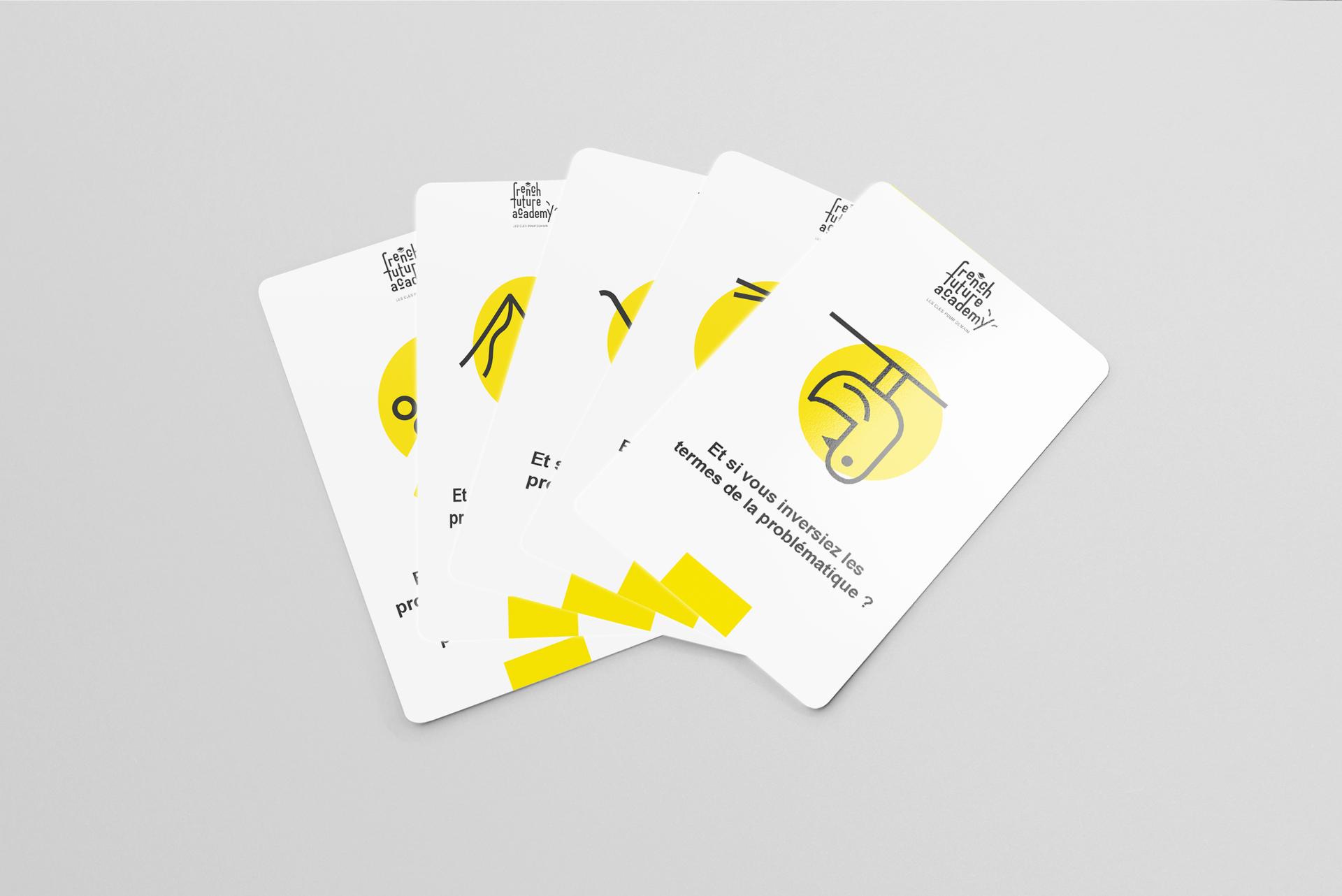 Formation Design Thinking Jeu cartes