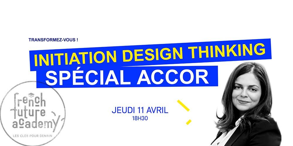 événement design thinking initiation