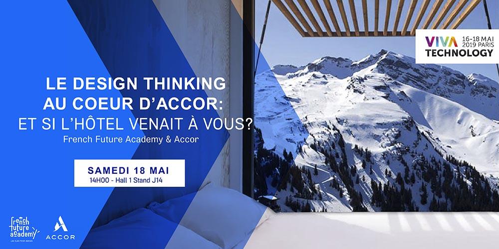 evenement design thinking vivatech