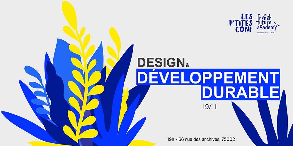 design developpement durable