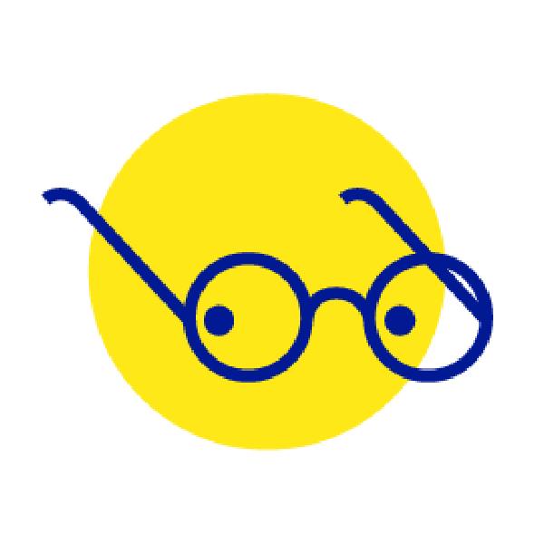 pictogram lunette