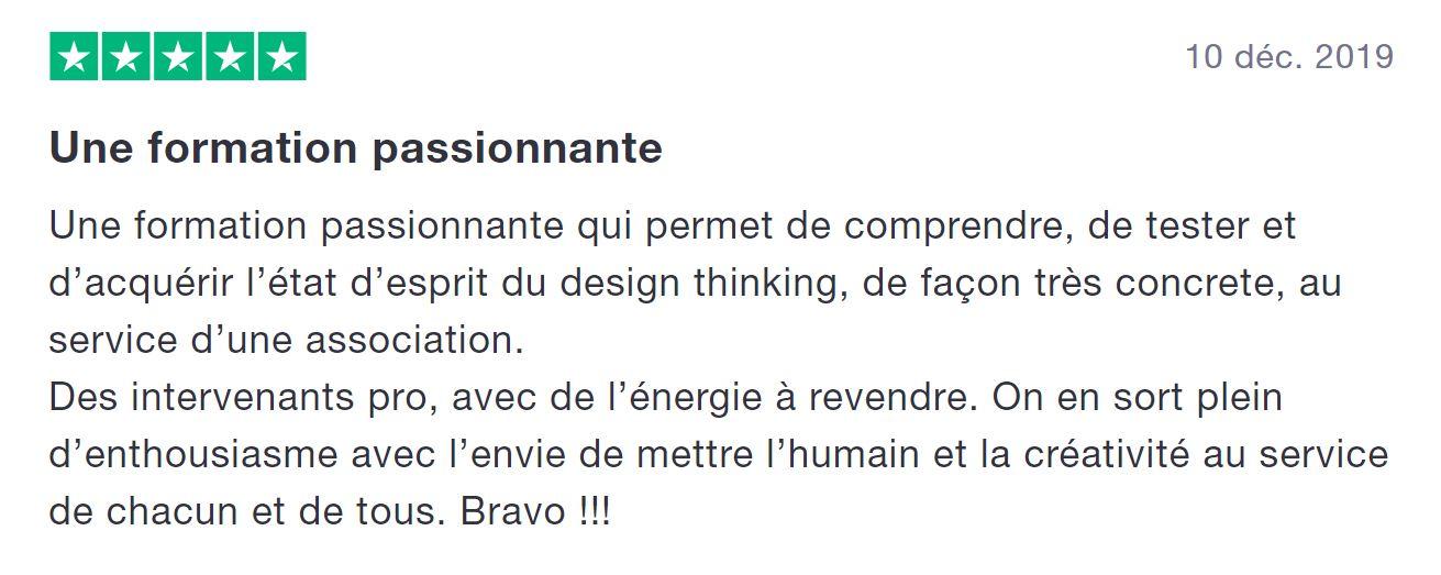 trustpilot french future academy