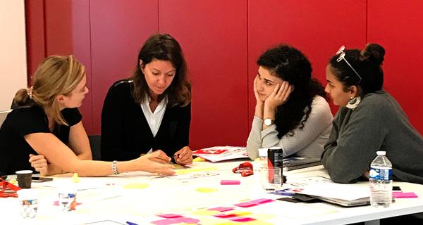 visuel article formation design thinking
