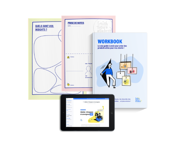 design thinking formation outils kit